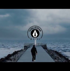 Spring 2016 Volcom x Rains Collection w/ Rune Glifberg