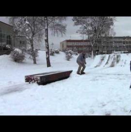 Staniu| Snowskate Edit