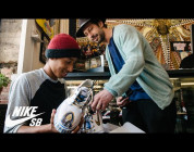 Stefan Janoski and Joel Espinal | Hand Delivered | Nike SB | NIKEiD