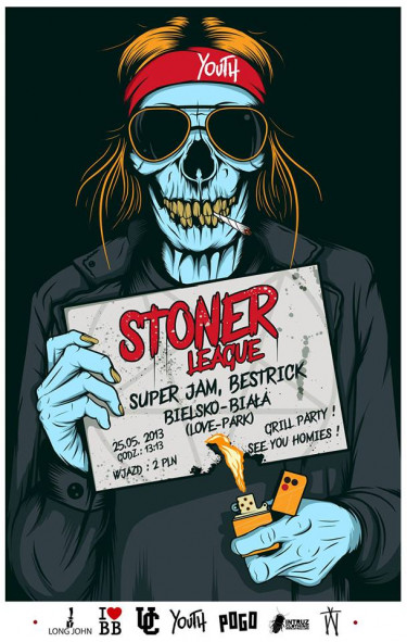 Stoner League w BBA !!!