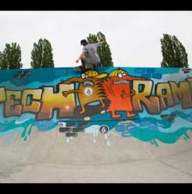 Stop #2 Of Volcom's WITP European Tour 2015 | Krakow, Poland