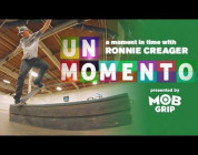 STRANGE NOTES - UN MOMENTO WITH RONNIE CREAGER