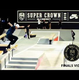 Street League Super Crown 2016 LA: Finals | TransWorld SKATEboarding