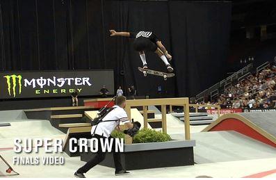 Street League Super Crown World Championship Finals Video