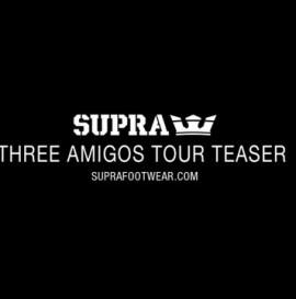 Supra 3 Amigos Teaser
