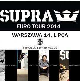 SUPRA Euro Tour 2014 !! Polska