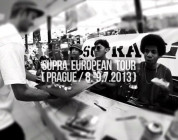 Supra European Tour 2013 / Prague
