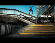 SUPRA Presents New Team Rider Pat Rumney