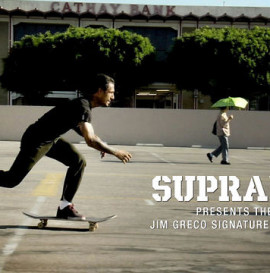SUPRA Presents The Jim Greco Signature Hammer
