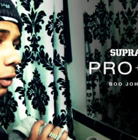 SUPRA PRO+AM COLLECTION: BOO JOHNSON