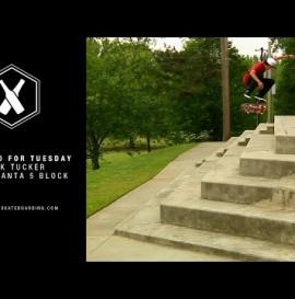 SUPRA Two For Tuesday: Nick Tucker Atlanta 5 Block
