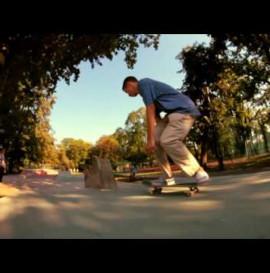 Symphony Skateboarding in Jordan Park