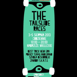 Szczecin - The Tailslide Races 2013