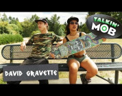 Talkin' MOB with David Gravette | Hippy Skull | Newberg Skatepark