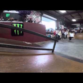 Tampa Pro 2015: Independent Best Trick