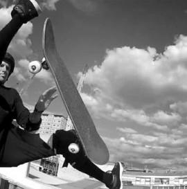 TAS PAPPAS Skate footage 2012 : Careless Whisper / Scarface Tests