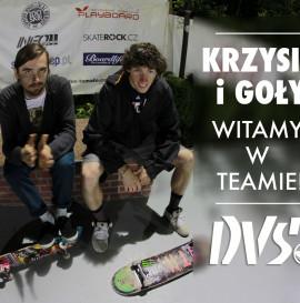Team DVS Polska powołany !!!