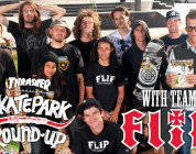 Team Flip w skateparku Thrasher - video