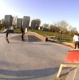 Team Techramps & Friends - Skate Plaza Kielce