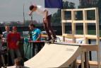 TECHRAMPS/ COOL SPORT SKATE-BOAT CONTEST