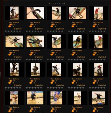 TECHRAMPS/ COOL SPORT SKATE-BOAT CONTEST -foty na Nightnews