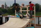 TECHRAMPS/ COOL SPORT SKATE-BOAT CONTEST - kilka fot i wyniki