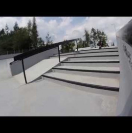 Techramps Skatepark Review - Olkusz/Skate
