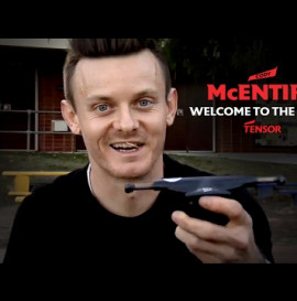 Tensor Welcomes Cody McEntire