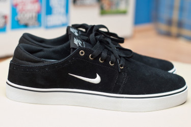 TEST&RIDE – NIKE SB TEAM EDITION II