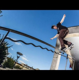 The Cliché Skateboards Crew Continues to Rip in Lyon