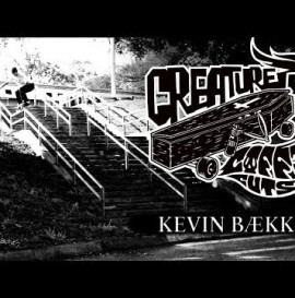 The Creature Video Coffin Cuts: Kevin Baekkel