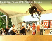 The Osiris Experience 2013: Practice Session