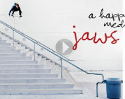 THE SKATEBOARD MAG - A HAPPY MEDIUM 3: JAWS