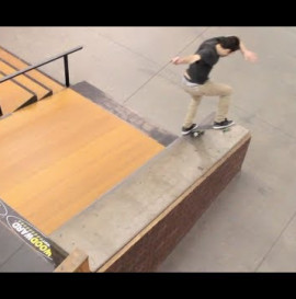 THEOTIS BEASLEY, BILLY MARKS, LIZARD KING AT WOODWARD WEST 2012