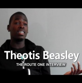 THEOTIS BEASLEY: THE ROUTE ONE INTERVIEW