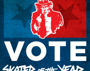 "Thrasher ""Skater of The Year"" - głosowanie."