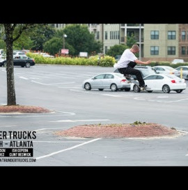 Thunder Trucks : Dispatch - Atlanta