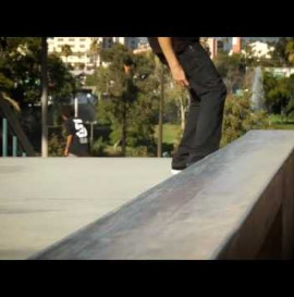 THUNDER TRUCKS . Mikey Taylor knows FS CROOKS