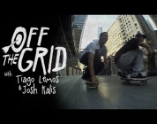 Tiago Lemos & Josh Kalis - Off The Grind