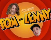 Tom and Lenny Birthday Sesh
