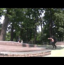 Tomek Kudła - 10 trików na manualu