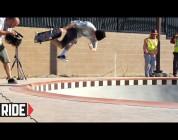 Tony Hawk, Ben Raybourn & Andy Mac: Sneak Peak At New Skatepark