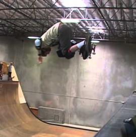 Tony Hawk Footage