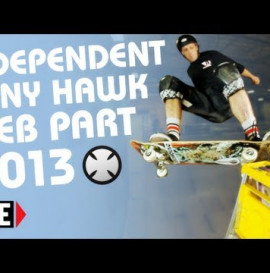 Tony Hawk's 2013 Welcome To Indy Video Part