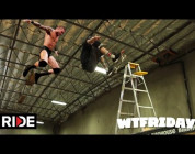 Tony Hawk vs. Randy Orton RKO - WTFriday!