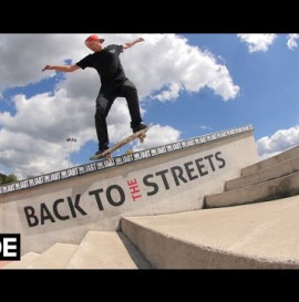 Top 3 Skaters At 2016 Back To The Streets Contest - Leszno Poland