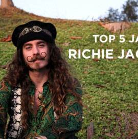 Top 5 Jams: Richie Jackson