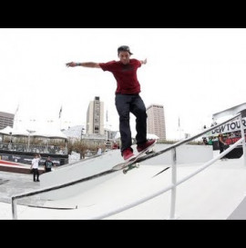 TOREY PUDWILL, MANNY SANTIAGO AND MORE, DEW TOUR 2012 SEMI-FINAL WARM UPS