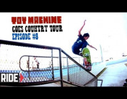 Toy Machine Tour with Leo Romero, Josh Harmony, Dan Lu, Collin Provos