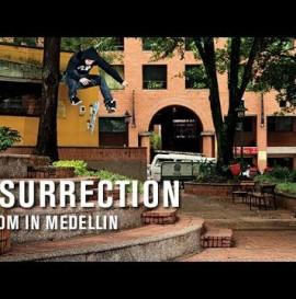 TRANSWORLD - RESURRECTION: VOLCOM IN MEDELLIN